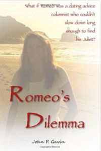 Solve Romeo's Dilemma.  Book Review. FindLoveForNewYearsEve.com