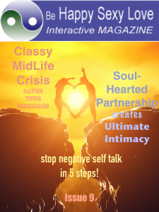 Create Soulful Intimacy NOW in HappySexyLove APP ISSUE 9