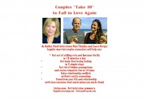 Couples rescue romance in 10 minutes a day.  HappySexyLoveMagazine.com