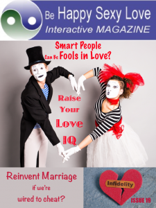 Raise Love IQ-Reinvent Marriage HappySexyLove.com