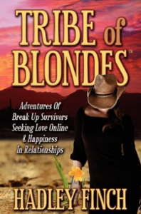 Resilient optimists believe in great love and love again after loss in Tribe Of Blondes novel with songs. HappySexyLove.com